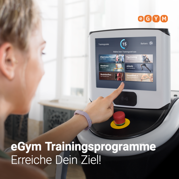 Unsere Trainingsprogramme!