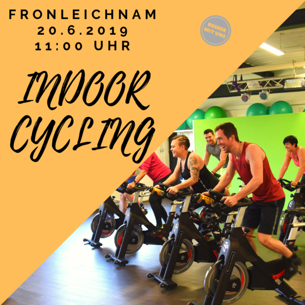 Indoor Cycling Fronleichnam